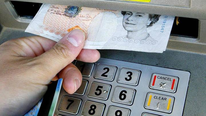 Thousands Of ATM Machines To Start Charging 95p For Cash Withdrawals