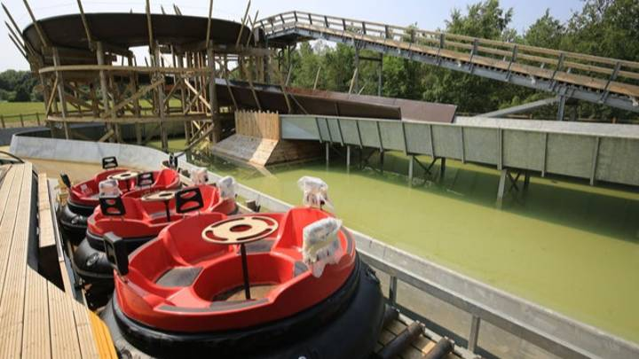 New £37 Million Theme Park Opens In UK This Week