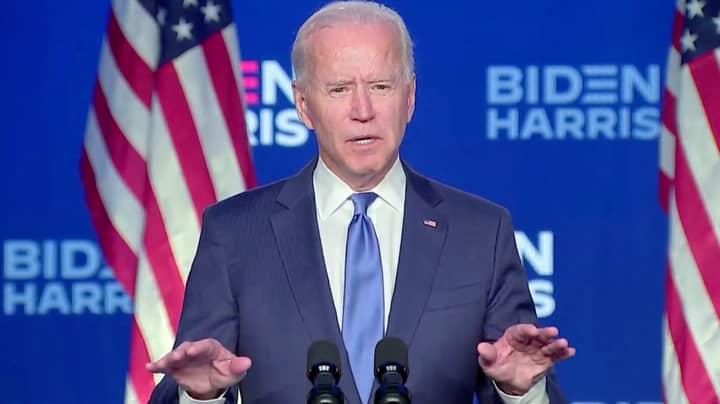 Joe Biden Tweets To Say He's 'Honoured' After Winning US Election
