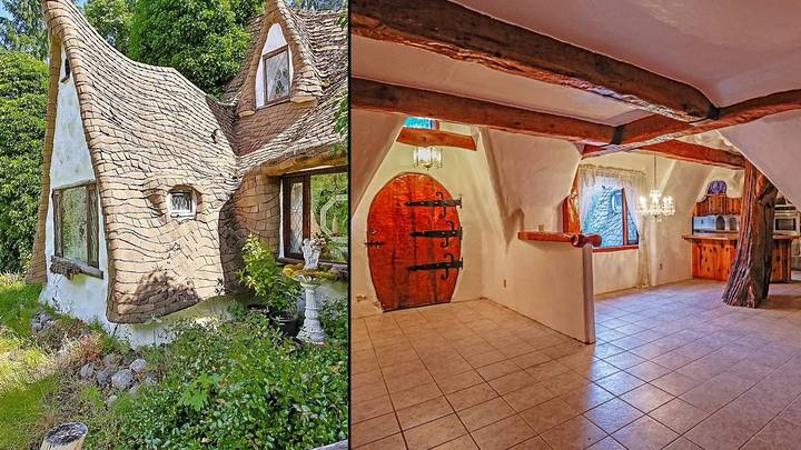 There's A 'Lord Of The Rings' Style Hobbit House Being Sold