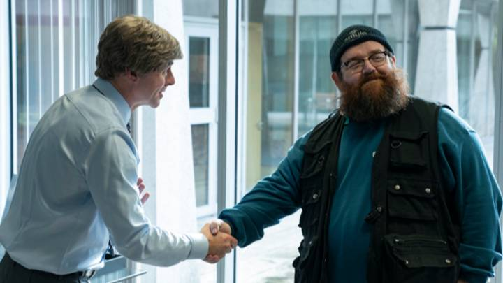 Nick Frost And Simon Pegg's Truth Seekers Is Out Today