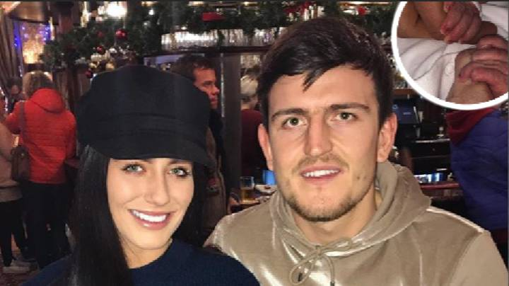 Harry Maguire's Wife Gives Birth Nine Months After England's Win Over Colombia