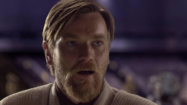 Ewan McGregor Wants His New Obi-Wan Kenobi Series To Be Called Hello There