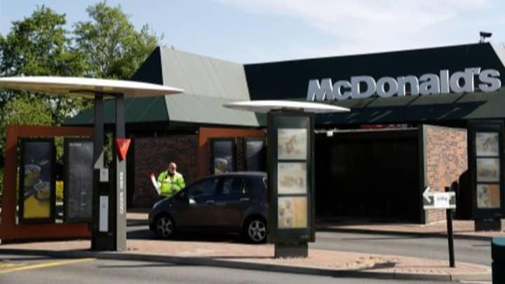 McDonald's Restaurant To Become Drive-Thru Coronavirus Test Centre