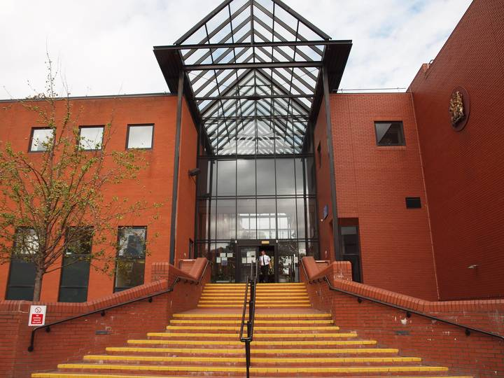 Paedophile Slits His Own Throat In Courtroom After Being Found Guilty