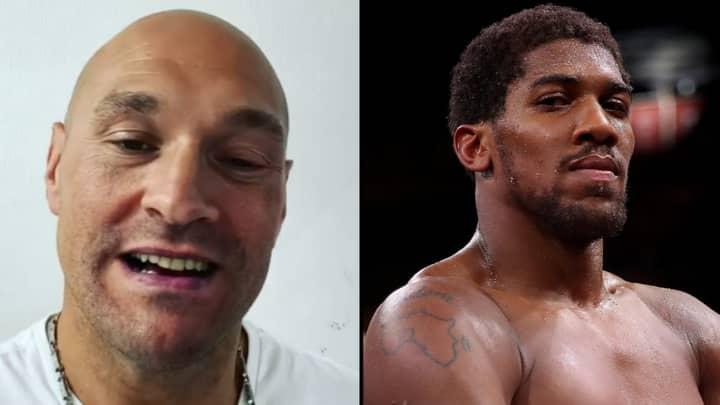 Tyson Fury Vs Anthony Joshua Set To Be Cancelled