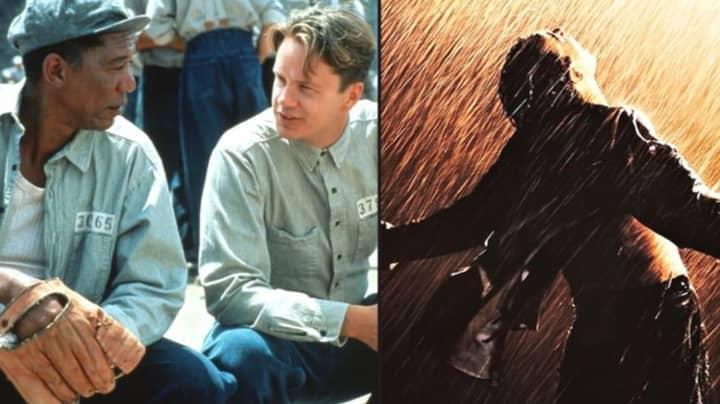 The Shawshank Redemption Voted Best Film Ever