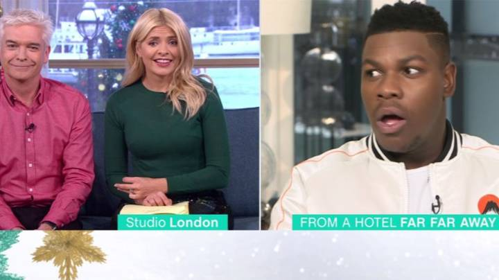 Holly Willoughby Drops Huge 'Star Wars' Spoiler On 'This Morning'