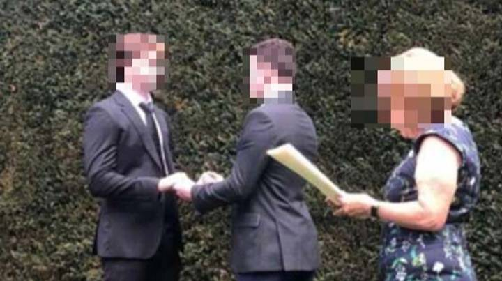Sydney Parents Speak Out After Son Got 'Legally Married' To Mate To Party With 150 Pals