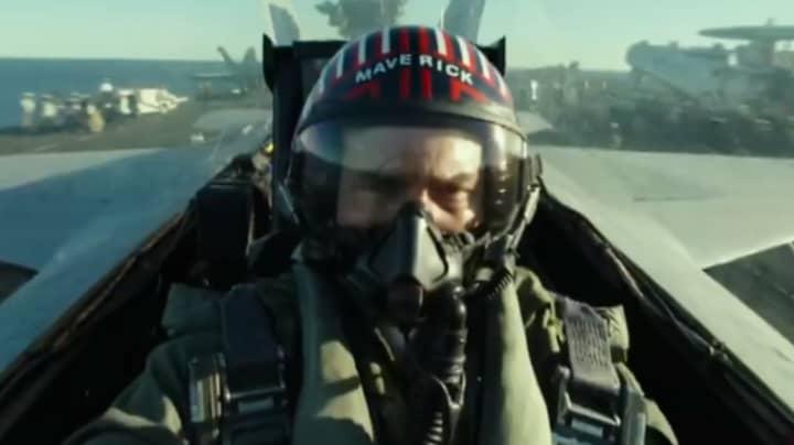 Tom Cruise Top Gun: Maverick Starring Tom Cruise Has Dropped