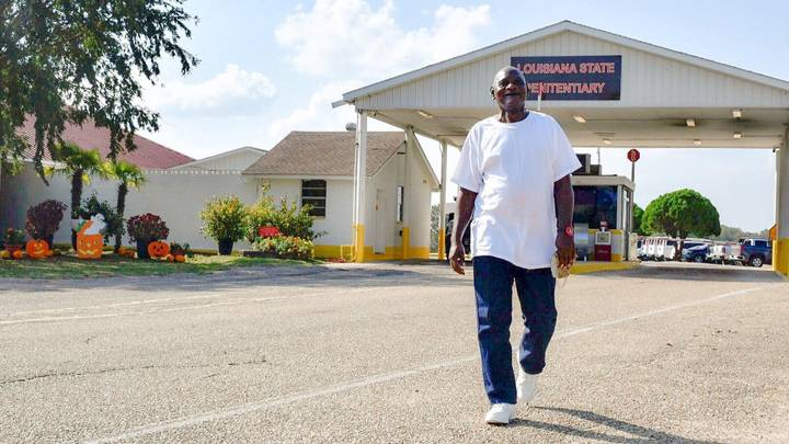 Man Released After 23 Years In Jail For Stealing Hedge Trimmers