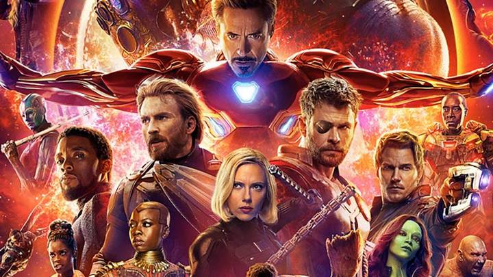 'Avengers: Infinity War' Voted Best Movie Of 2018 So Far