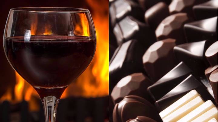 Scientists Find That Wine And Chocolate Are The Secret To Beating Wrinkles