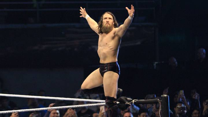 WWE Star Daniel Bryan's Balls Fall Out Of Trunks In Elimination Chamber