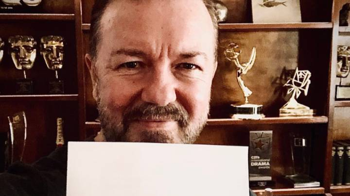 Ricky Gervais Has Completed First Draft Of After Life Season Three, Episode One