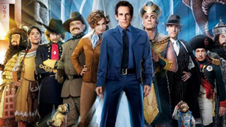 Night At The Museum Is Getting An Animated Rebooted On Disney+