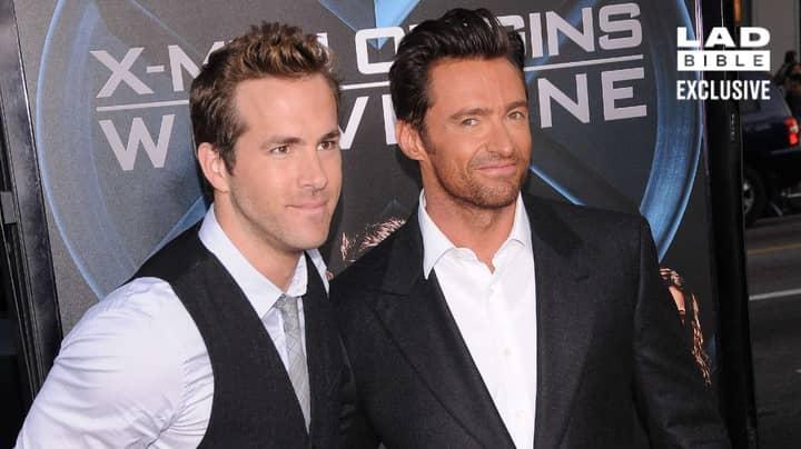 Hugh Jackman Threatens Football Club Takeover Just To Beat Ryan Reynolds' Wrexham