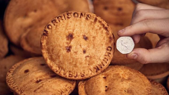 Morrisons Is Selling Freshly-Baked Steak Pies For Just 50p