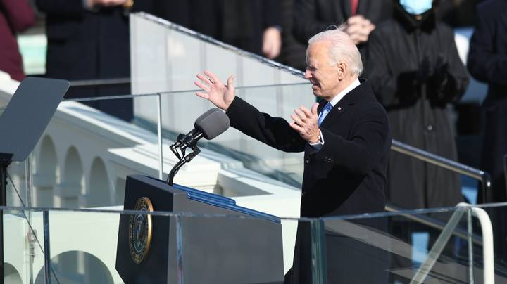 A Million More People Watched Joe Biden's Inauguration Than Donald Trump's