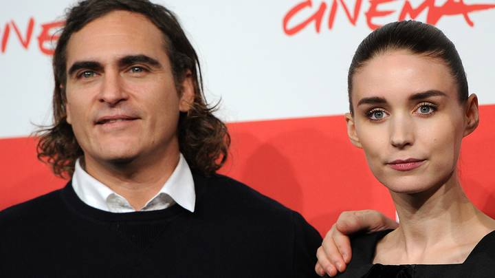 Joaquin Phoenix And Rooney Mara Have Welcomed A Baby Boy