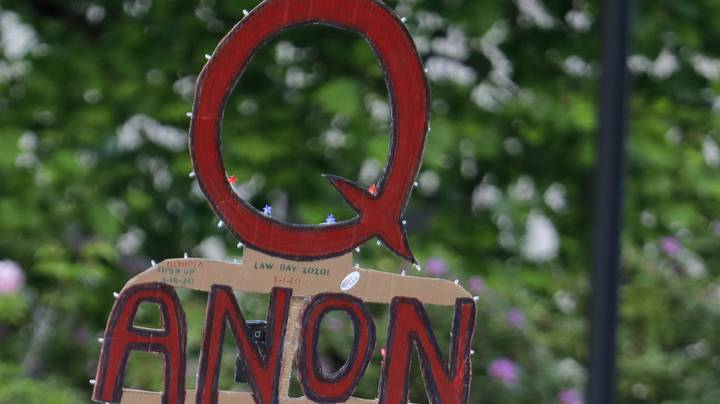 Ex-QAnon Follower Explains What Made Them Stop Believing In Conspiracy Theories