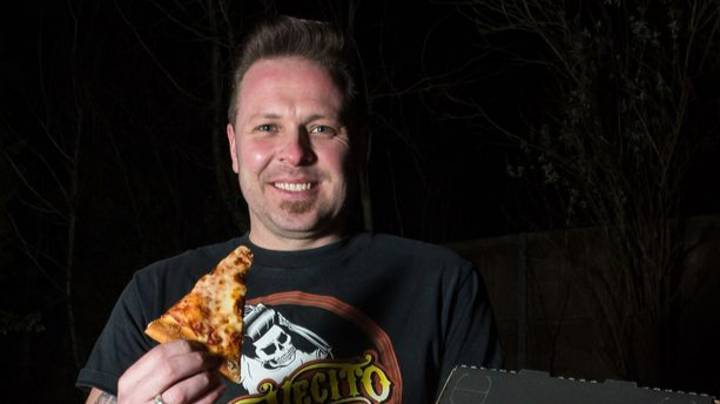 Man Thinks Pizza Hut Has Used His Face On Its Delivery Boxes