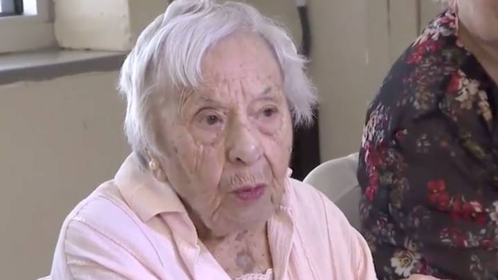 Woman Celebrating 107th Birthday Says Never Getting Married Kept Her Alive