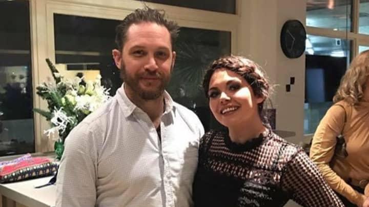 Scarlett Moffatt Has An Unlikely Friendship With Tom Hardy