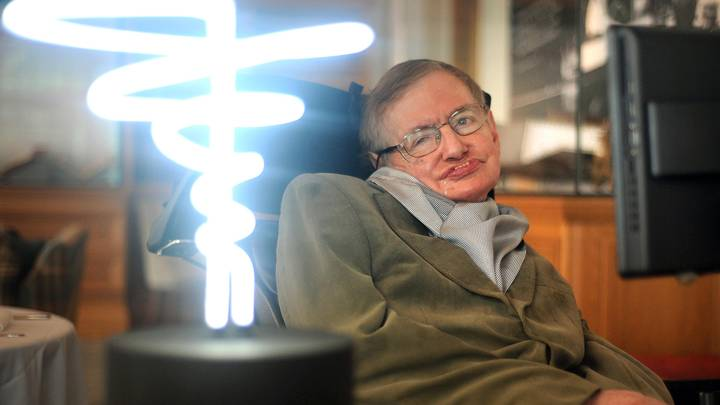 Professor Stephen Hawking Warned People Need To Spread Out Into Space To Survive