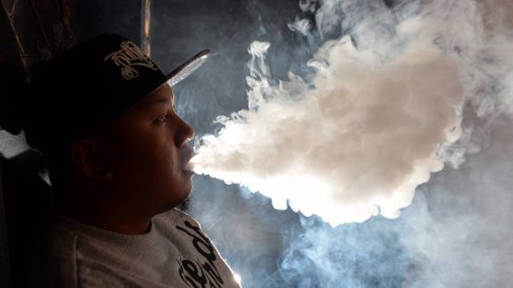 Alarming Research Finds That One Puff Of An E-Cig Could Put Your Health At Risk