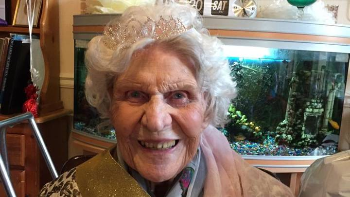 100-Year-Old Woman Starts Claiming Her Pension After Decades Of Thinking She Was Ineligible