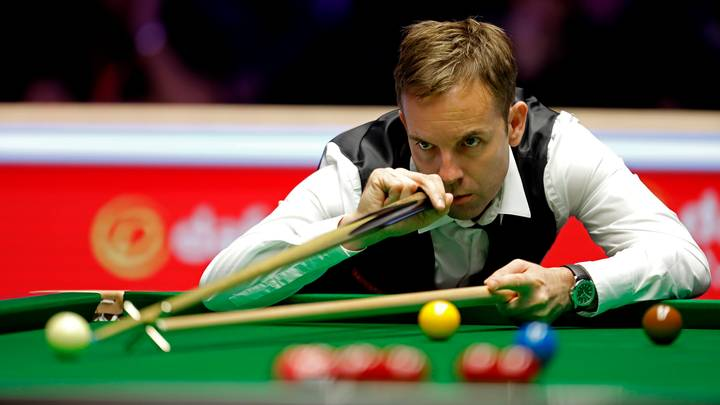 Fan Ejected From Masters Snooker Final For Setting Off 'Fart Machine'