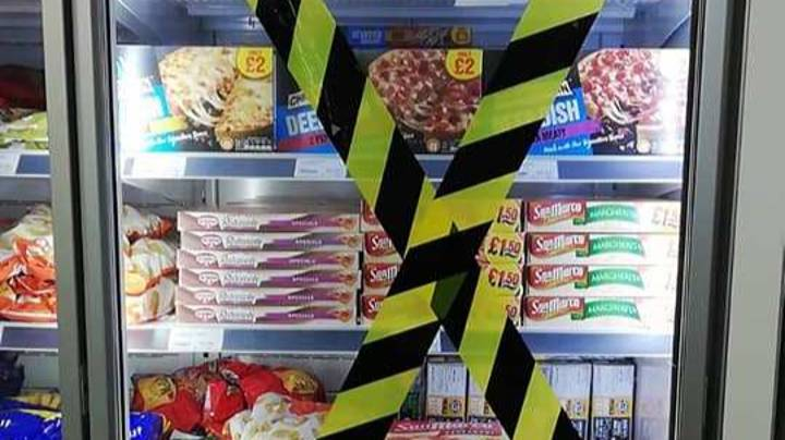 Shopkeeper Jokes That 'Nothing Italian' Will Be Sold Ahead Of Euro 2020 Final