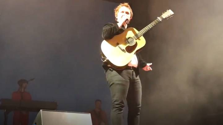 Lewis Capaldi Has 'Wee Accident' On Stage At Edinburgh Summer Sessions