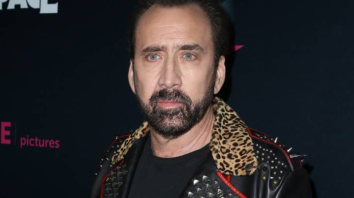 Nicolas Cage Is Making A Movie Where He's Playing Nicolas Cage - And He's Refusing To Watch It