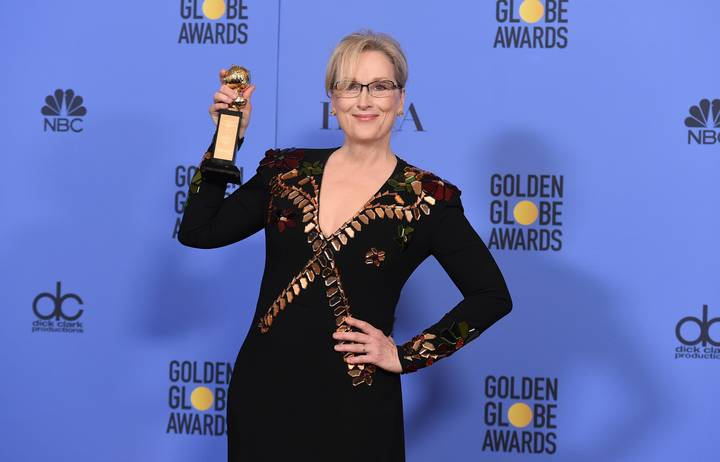 Meryl Streep Used Golden Globes Acceptance Speech To Go In On Donald Trump