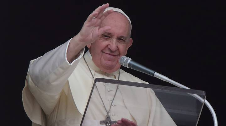 Pope Francis Tells Parents That LGBT Kids Are 'Loved Just As They Are'