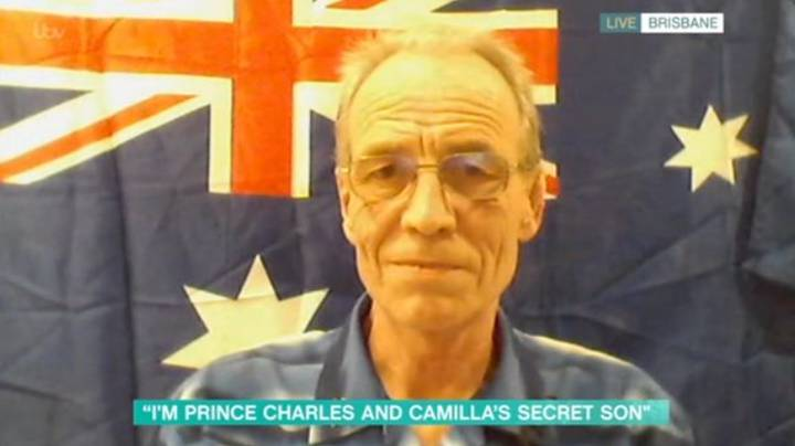 Man Who Claims He's Prince Charles' Love Child Says He Had Eyes And Teeth Changed