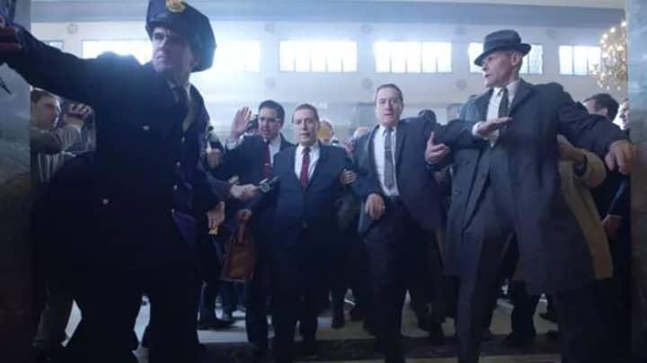 The Irishman Lands On Netflix Today