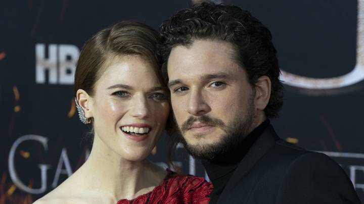 Kit Harington And Rose Leslie 'Very Happy' After Welcoming Baby Boy