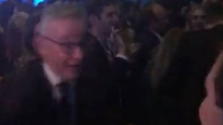Michael Gove Spotted Back On The Dancefloor At Party Conference