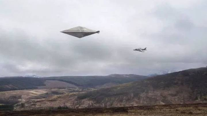 UFO Investigator Hopeful US Will Release 'Most Compelling' Photo