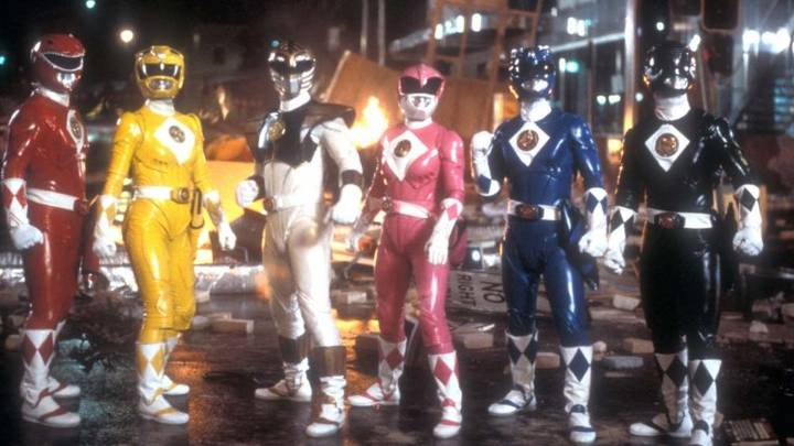 Power Rangers Reboot In The Works With Creator Of The End Of The F***ing World