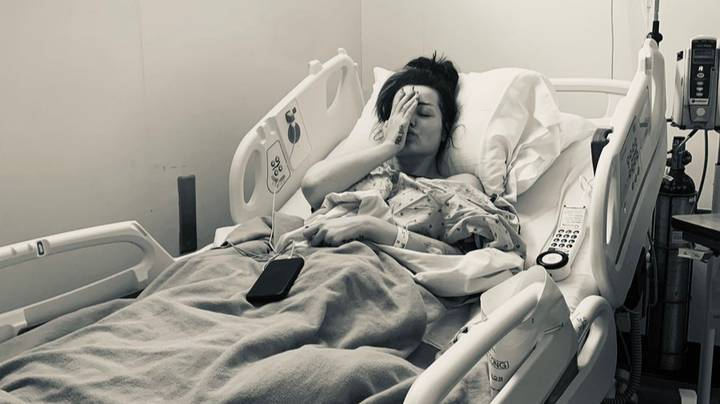 Former WWE Wrestler Paige Undergoes Emergency Surgery To Remove Ovarian Cyst