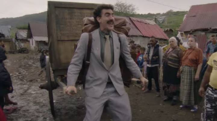 Borat Sequel Drew 'Tens Of Millions' Of Viewers During Opening Weekend