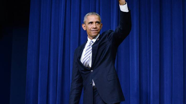 Barack Obama Criticises Republicans For Wrongly Believing 'That White Males Are Victims'