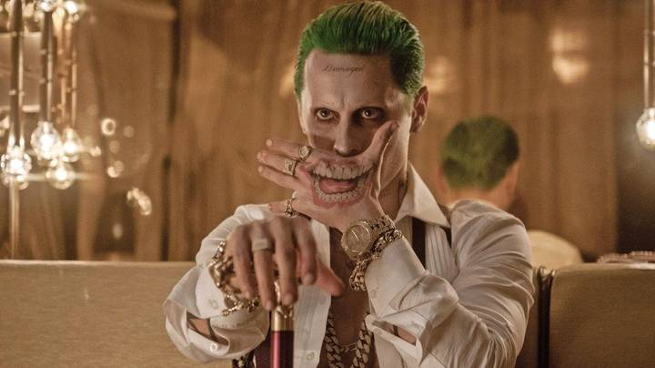 Zack Snyder Teases Jared Leto's New Look Joker Ahead Of His HBO Justice League Cut