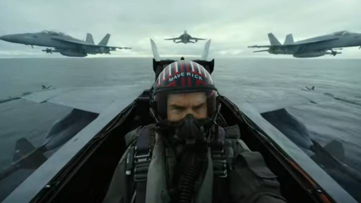 New Top Gun: Maverick Trailer Is Released During The Super Bowl