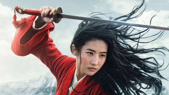 The Live Action Version Of Mulan Lands On Disney+ Today