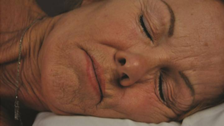 Sleeping On Your Side Can Cause Wrinkles